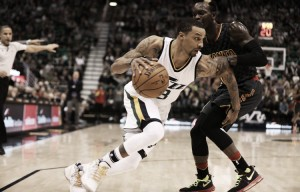 La importancia de George Hill en los Utah Jazz