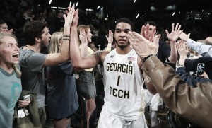 NCAA Basketball: Georgia Tech defeats Northwestern 52-51 at the buzzer in Big Ten-ACC Challenge