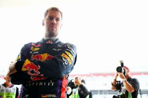 USA – Qualifs : Vettel le kid du Far West