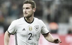 Mustafi se diluye en la fase de grupos de la Eurocopa