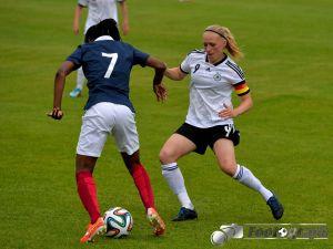 Alemania y Francia se encuentran en semifinales