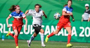 Mundial Femenino Sub-20: grupo B