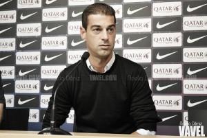"Gerard López: ""A nivel de confianza hace falta volver a la victoria"""