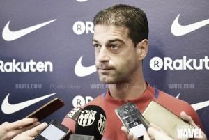 """Gerard López: """"Es un resultado que deja tocado al vestuario"""""""