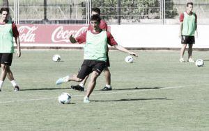 """Gerard Moreno: """"La afición tiene que ver que le ponemos ganas"""""""