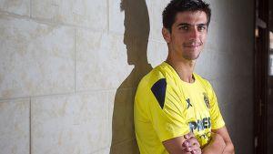 Gerard Moreno: ''La competencia es muy positiva para el equipo''