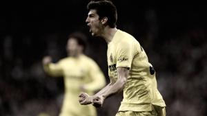 Gerard Moreno vuelve a casa