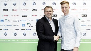 Gerhardt-Wechsel ist offiziell