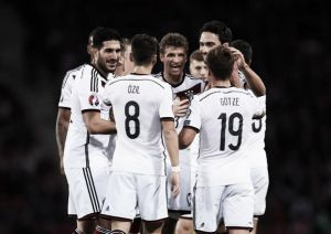 Qualificazioni Euro2016, Girone D: vincono le prime tre. La Germania ancora prima, resta dietro la Scozia
