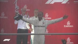 Gp Germania - Hamilton rimonta nel caos, Vettel rovina tutto e perde la leadership