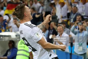 Germany 2-1 Sweden: Toni Kroos' dramatic late winner keeps Germany in World Cup