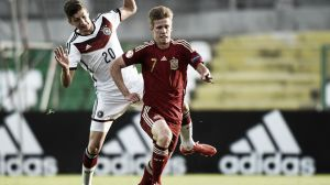 Germany under-17 0-0 Spain under-17 (4-2 on penalties): Frommann sends Germany to the semis