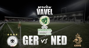 2016 UEFA European under-19 Championship - Germany vs Netherlands: Rivals square off for World Cup berth
