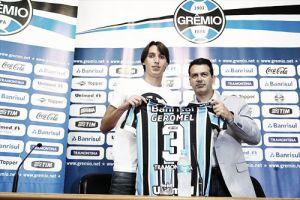 Geromel se marcha cedido al Gremio de Porto Alegre