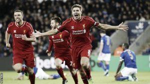 La efectividad del Liverpool hunde aun más al Leicester City