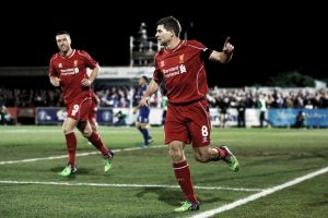 Gerrard hoping FA Cup success could be springboard for Liverpool side