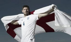 Steven Gerrard no volverá a jugar con Inglaterra