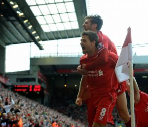Liverpool 1-1 Everton: Five things we learned.