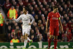 Liverpool 0-3 Real Madrid: Five things we learned