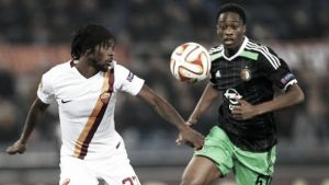 Roma 1-1 Feyenoord: Roma held at home in their Europa League opener
