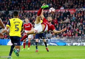Middlesbrough 3-2 Oxford United: Boro beat brave Oxford to come through tough tie
