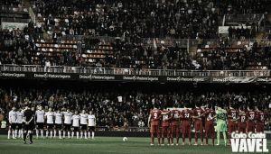 Getafe vs Valencia en vivo y en directo online
