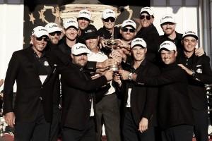 EEUU impone la lógica y conquista su segunda Ryder Cup del siglo XXI
