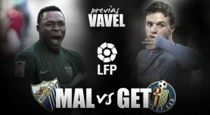 Málaga CF - Getafe CF: nada que ver con la ida
