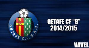 Temporada del Getafe B 2014-2015, en VAVEL