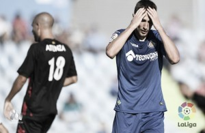El Getafe no carbura