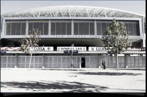 La historia, y resultados, del Madrid en el Coliseum