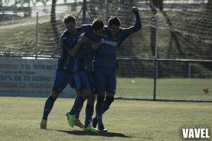 Fotos e imágenes del Getafe B 4-3 Las Palmas Atlético, Segunda División B Grupo II