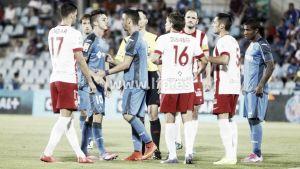 Un inoperante Almería se deja tres puntos en Getafe