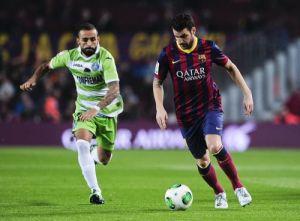 Getafe vs FC Barcelona: a sentenciar la eliminatoria