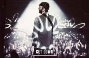 Vestido de críticas 'Get Down' emana como el último single de James Arthur