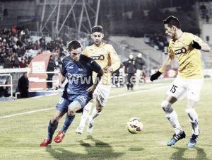 Getafe - Espanyol: puntuaciones del Getafe, 24ª jornada de la Liga BBVA