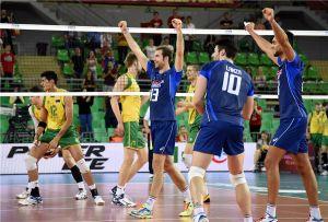 Volley, Mondiali Polonia 2014: l'Italia saluta col successo sull'Australia