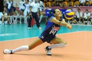 Volley femminile, Gran Prix: troppo Brasile per l'Italia