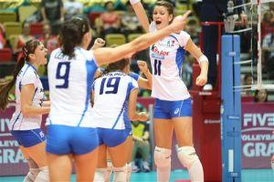 Volley femminile, Gran Prix: l'Italia stende la Thailandia