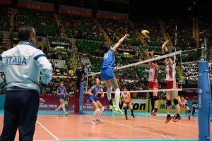 Volley femminile, Gran Prix: l'Italia supera al tie-break il Giappone