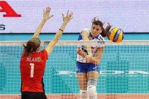 Volley, Mondiali Italia 2014: 3-0 al Belgio, perfette le azzurre