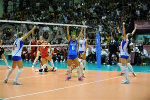Volley femminile, Gran Prix: riscatto Italia, Cina al tappeto