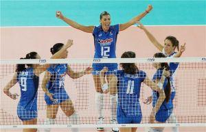 Volley, Mondiali Italia 2014: le azzurre superano anche la Croazia