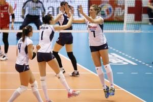 Volley, Qualificazioni Olimpiche - A Tokyo l'Italia di Bonitta non sbaglia. 3-1 alla Sud Corea