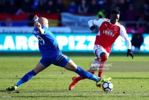 Fleetwood Town 0-0 Leicester City: Vardy misses out as Fleetwood frustrate Foxes to earn huge replay