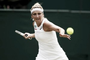 Timea Bacsinszky out of US Open due to thigh and hand injuries