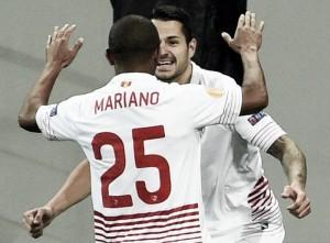 Shakthar Donetsk 2-2 Sevilla FC: Sevilla scores twice to take advantage into second leg