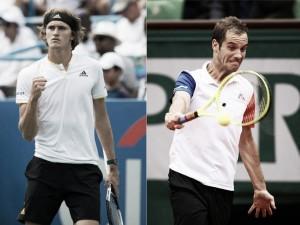 ATP Rogers Cup second round preview: Alexander Zverev vs Richard Gasquet