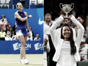 WTA Stanford: Petra Kvitova and Claire Liu are handed wildcards