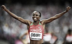 World Athletics Championships: Hellen Obiri fends off Almaz Ayana for 5,000m gold